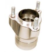 Radstern Vorne Magnesium 91mm (internal 25mm) Topkart