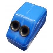 Filtro Aria Silenziatore aspirazione 60cc, MONDOKART, kart, go