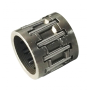 Piston Cage black 14mm BULK, mondokart, kart, kart store