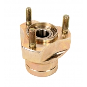 Front Magnesium Hub 61mm (bearing internal of 17mm) Topkart