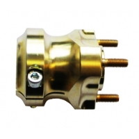 Rear / Front Hub Magnesium 40 X 65 Topkart