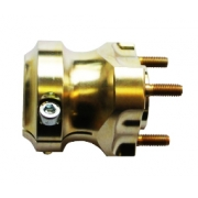 Rear / Front Hub Magnesium 40 X 65 Topkart, mondokart, kart