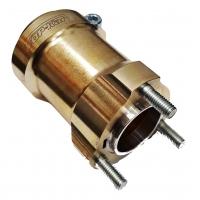 Front Magnesium Hub 100mm (front hub of 42,5mm) Topkart