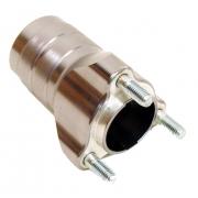 Front Magnesium Hub 96mm (bearing internal of 20mm) Topkart