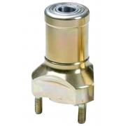 Front Magnesium Hub 96mm (bearing internal of 17mm) Topkart