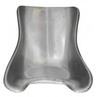 Seat TopKart Silver IMAF Rombo