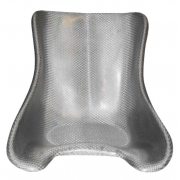 Seat TopKart Silver IMAF Rombo, mondokart, kart, kart store