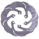 Brake Disk Mini Topkart 180mm petal, mondokart, kart, kart