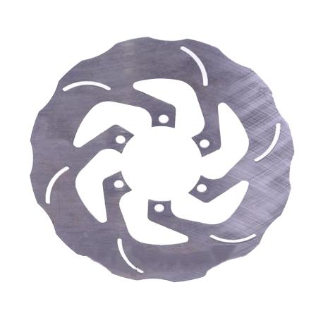 Bremsscheibe Mini Topkart 180mm Blütenblatt, MONDOKART, kart