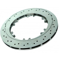 Rear Brake Disk Self-Ventilated FLOTTANT 200mm OK KF KZ TopKart