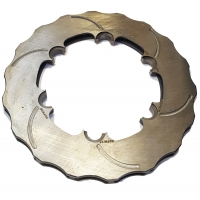 Rear Brake Disk Self-Ventilated FLOTTANT SHAPED 200mm OK KF KZ TopKart