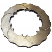 Rear Brake Disk Self-Ventilated FLOTTANT SHAPED 200mm OK KF KZ