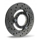 Brake Disk Self-Ventilated FLOTTANT 160mm TopKart, mondokart