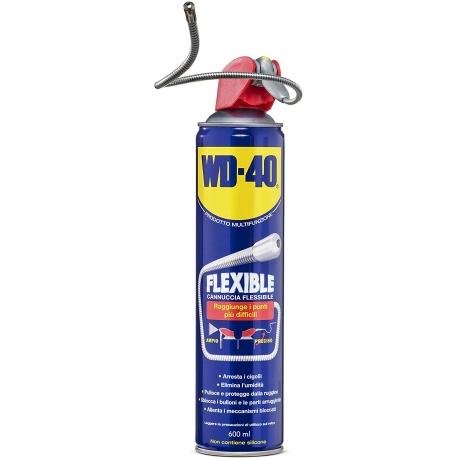 WD-40 - Spray Mehrzweckschmierstoff 600ml WD40 - FLEXIBLE NEW!