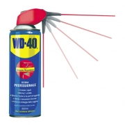 WD-40 - Spray Lubrifiant 500ml WD40 - DOUBLE POSITION