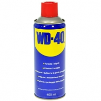 WD-40 - Spray Lubricante 400 ml WD40 - CLASICO