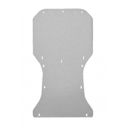Floor Plate - floorpan CRG Road Rebel RR neutral, mondokart