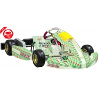 Chasis TonyKart Rookie Mini 60cc 2020!