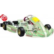 Telaio TonyKart Rookie Mini 60cc 2020!, MONDOKART, kart, go
