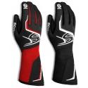 Kart Gloves Sparco Tide K Adult NEW!