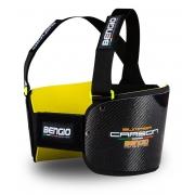 Protector Costillas Bengio - CARBONO V2, MONDOKART, kart, go