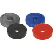 Rondelle Caoutchouc antivibrations 20x6mm planchers, MONDOKART