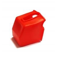 Cuffia rossa pompa freno Topkart Mini Baby 60cc