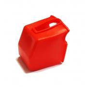Rot Cover bremszylinder Topkart 60ccm Mini-Baby, MONDOKART