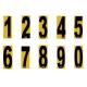 Klebstoff Numbers OTK, MONDOKART, kart, go kart, karting, kart