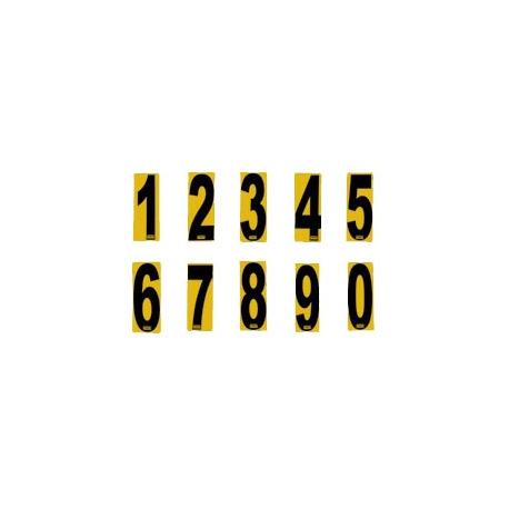Numeri adesivi OTK, MONDOKART, kart, go kart, karting, ricambi