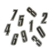 Numeri adesivi Freeline, MONDOKART, kart, go kart, karting