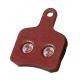 Pastilla Freno Tony OTK BS5 - BS6 - SA2 Compatible, MONDOKART