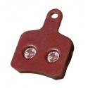 Brake Pad Tony OTK BS5 - BS6 - SA2 - compatible, mondokart
