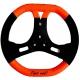 Lenkrad CRG NEW FLAT OUT, MONDOKART, kart, go kart, karting