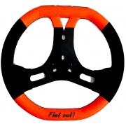 Volante CRG NEW FLAT OUT, MONDOKART, kart, go kart, karting