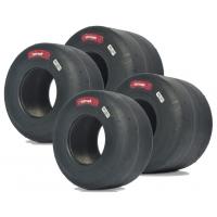 Juego Neumáticos Set Komet K2H Slick IAME X30 NEW!!