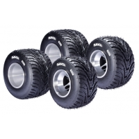 Tires Set MG SW RAIN CIK FIA NEW!!