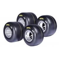 Tires Set MG - SM - OK OKJ KZ Yellow Label CIK FIA NEW!!