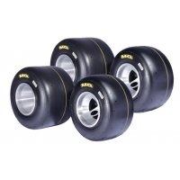 Tires MG SM Yellow Label CIK FIA NEW!!