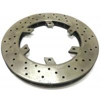Disque frein arrière 206 x 16 mm compatible avec OTK TonyKart - non homologuèe