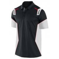 Polo Short-Sleeved Sparco SKID