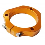 Coquille réglable aluminium anodisé roulements 40/50 mm