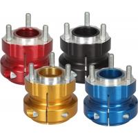 Rear hub anodized aluminum 50 / 75-8