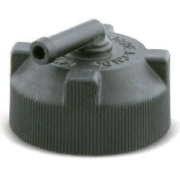 Bouchon Radiateur Plastique GRAND (46mm), MONDOKART, kart, go