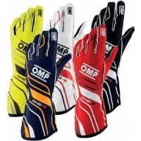 Handschuhe OMP ONE-S Autoracing Fireproof