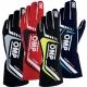 Handschuhe OMP FIRST EVO Autoracing Fireproof, MONDOKART, kart