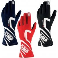 Handschuhe OMP FIRST-S Autoracing Fireproof