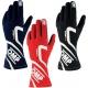 Handschuhe OMP FIRST-S Autoracing Fireproof, MONDOKART, kart