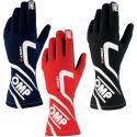 Gloves OMP FIRST-S Autoracing Fireproof, mondokart, kart, kart