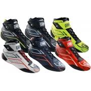 Shoes Car Racing Auto OMP ONE-S Fireproof, mondokart, kart